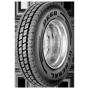 D660 Tires