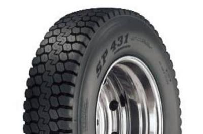 SP 431A Tires