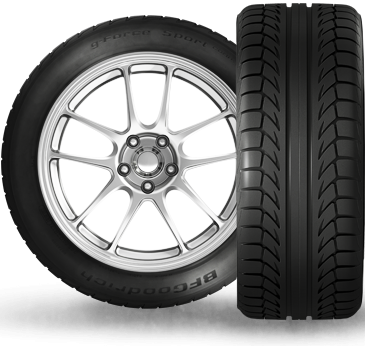 BFGoodrich g-Force Sport COMP-2 55712 Tires
