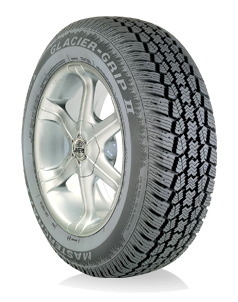 Mastercraft Glacier Grip II 03887 Tires
