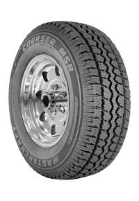 Mastercraft Courser MSR 03724 Tires