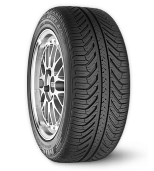 Michelin Pilot Sport A/S Plus 26224 Tires