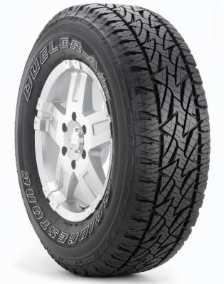Bridgestone Dueler A/T REVO 2 with Uni-T 081405 Tires