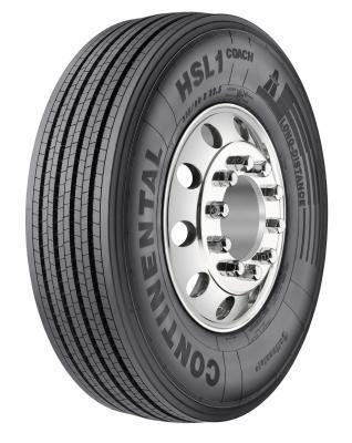 Continental HSL1 Coach  05687000000 Tires